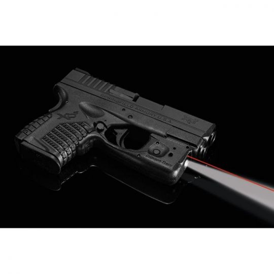 Crimson Trace XDS Laser Guard Pro Light and Laser